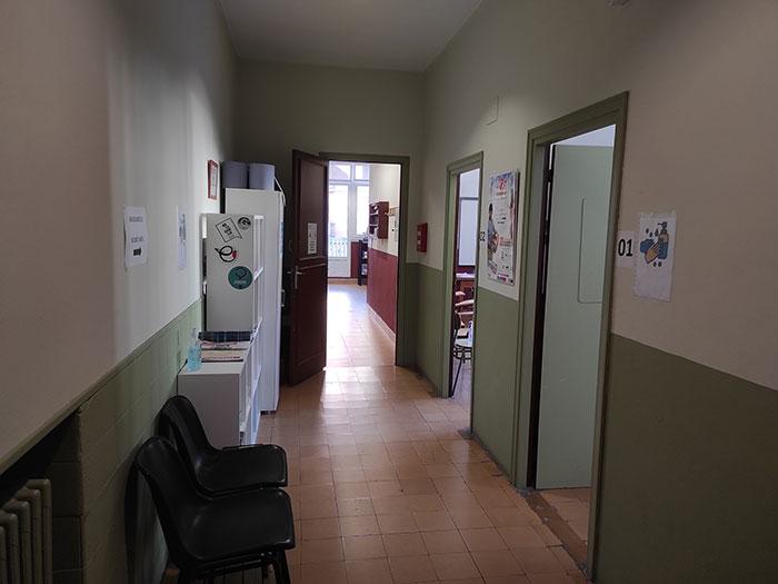 J. A. Agirre Euskaltegia - Entrada